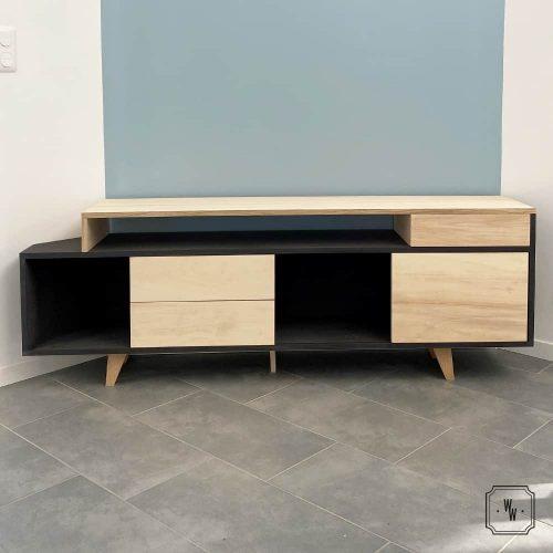 Fabrication de meubles sur mesure