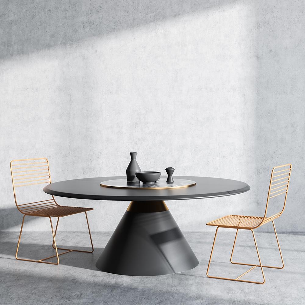 Pied de table central - WoodWorker Shop
