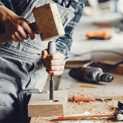 Résine - Vider le bois- WoodWorkerShop, ébéniste à Lillebonne